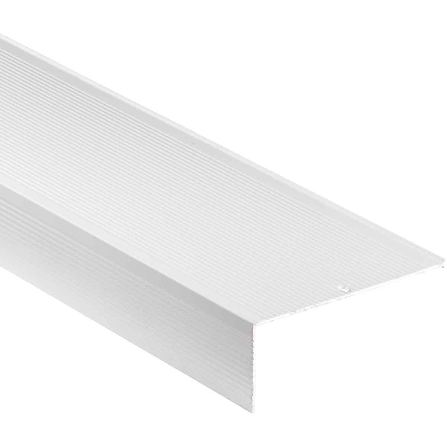 """M-D Ultra White 36"""" x 4-1/2"""" Sill Nosing Image 1"""