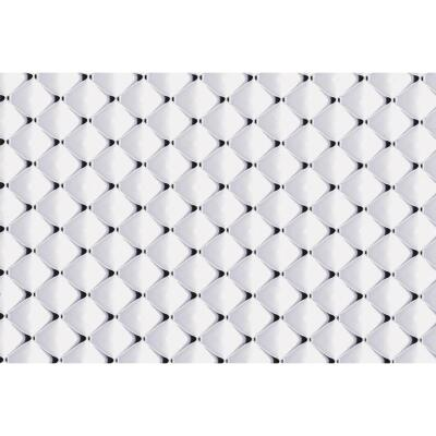 Plaskolite 2 Ft. x 4 Ft. Pattern-12 Prismatic Clear Acrylic Light Panel