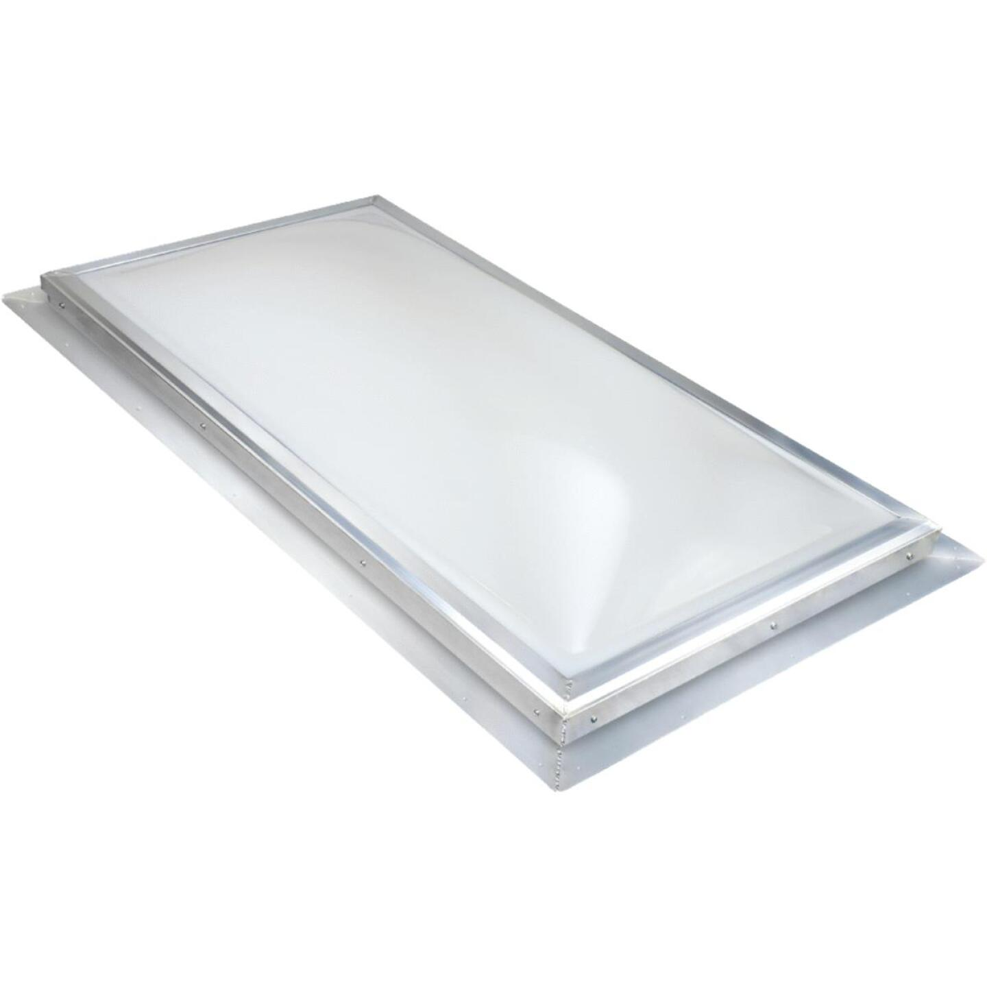 Kennedy Skylights 24 In. x 48 In. White Dome Insulated Skylight Image 1
