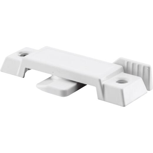 Prime-Line White Cam Action Window Sash Lock