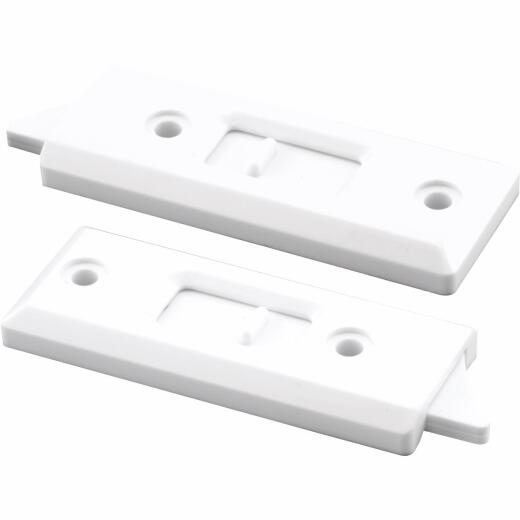 Prime-Line 2-1/16 In. Hole Center Sliding Window Tilt Latch