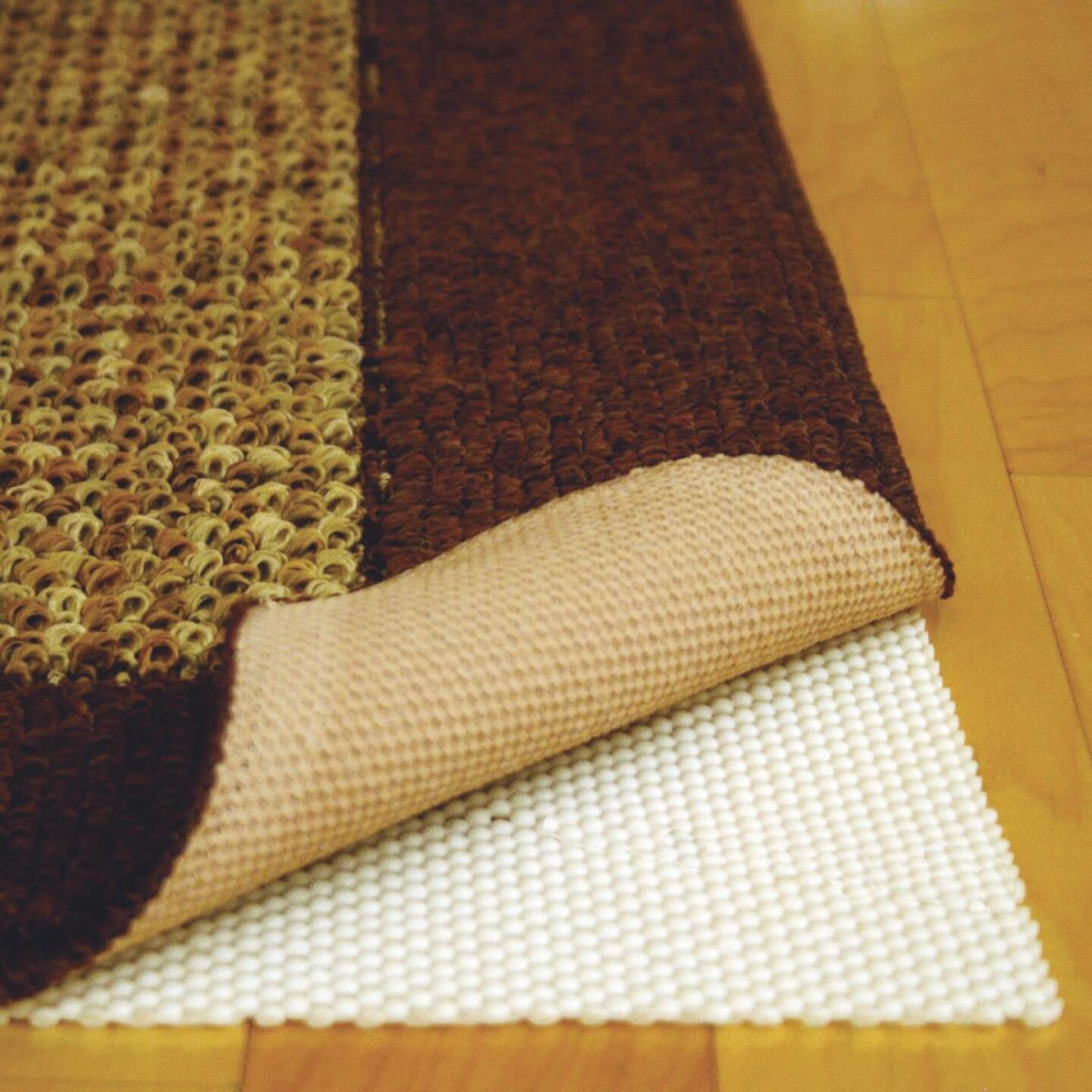 Mohawk Home 4 Ft. 8 In. x 7 Ft. 6 In. Better Quality Nonslip Rug Pad Image 1