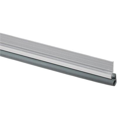 """M-D 42"""" Silver Door Top and Sides Weatherstrip Replacement"""
