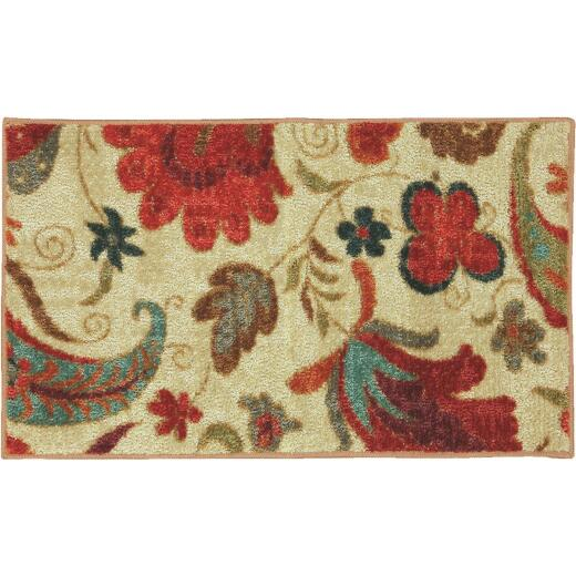 Mohawk Home Tropical Acres 1 Ft. 8 In. x 2 Ft. 10 In. Accent Rug