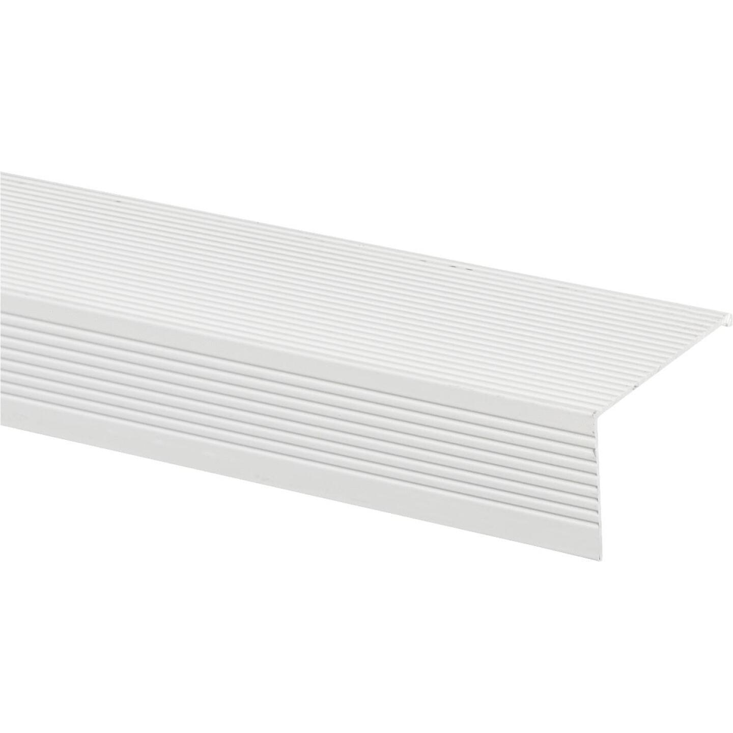 """M-D Ultra White 36"""" x  2-3/4"""" Sill Nosing Image 1"""