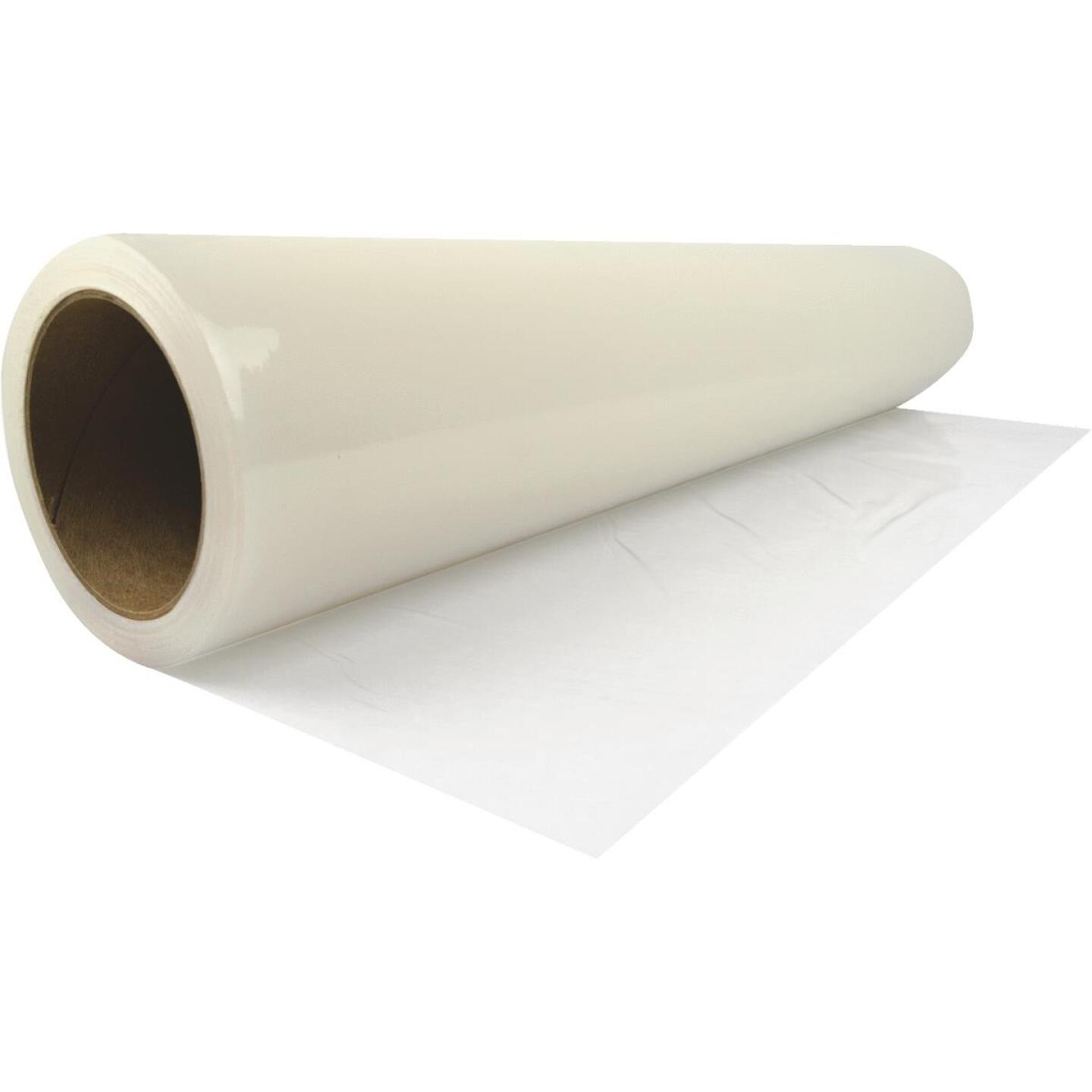 Surface Shields Carpet Shield 24 In. x 200 Ft. Self-Adhesive Film Floor Protector Image 1