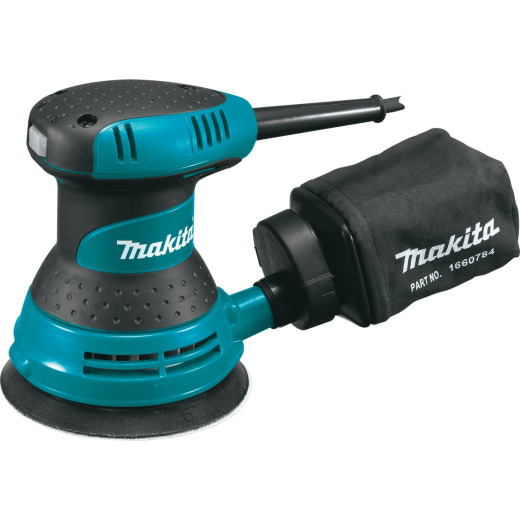 Makita 5 In. 3.0A Random Orbit Sander