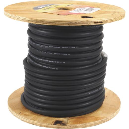 Forney 2-Gauge Welding Cable (125 Ft. Spool)