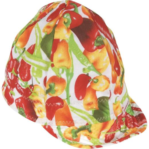 Forney Size 7-1/8 Multi-Colored Welding Cap