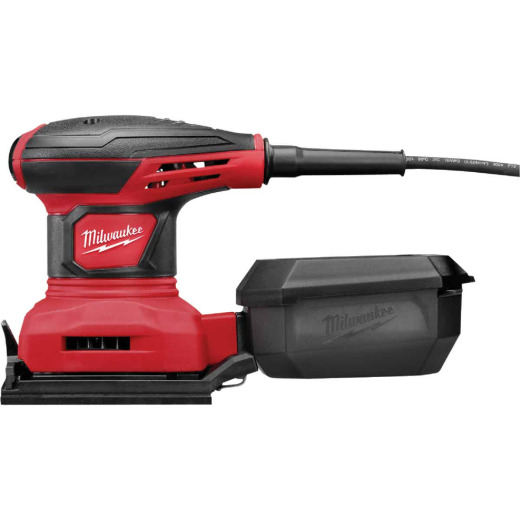Milwaukee 1/4 Sheet 3.0A Finish Sander