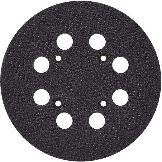 DeWalt 5 In. 8-Hole Hook & Loop Sanding Disc Backing Pad