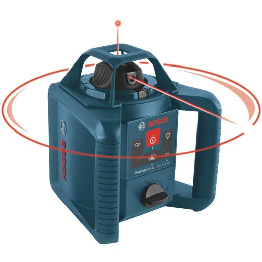 Bosch 800 Ft. Self-Leveling Rotary Laser Level
