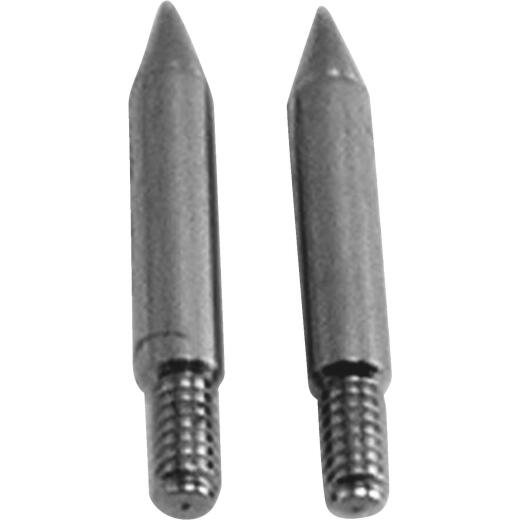 Wall Lenk Pointed Replacement Soldering Iron Tip (2-Pack)