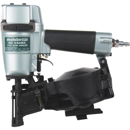 Metabo 16 Degree 1-3/4 In. Coil Roofing Nailer