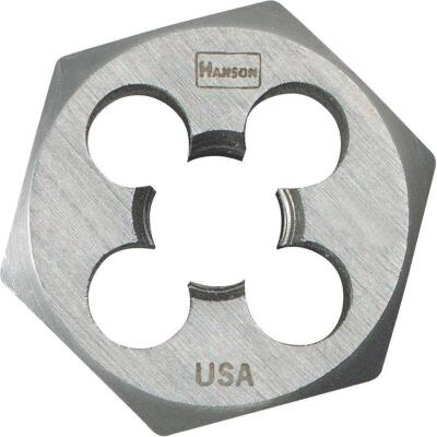 Irwin Hanson 8 mm - 1.25 Metric Hex Die