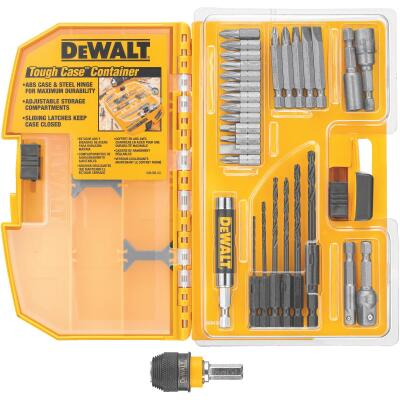 DeWalt 30-Piece Rapid Load Drill and Drive Set