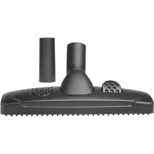 Shop Vac 1-1/2 In. x 12 In. Black Plastic Dual Surface Vacuum Nozzle with 1-1/4 In. Adapter