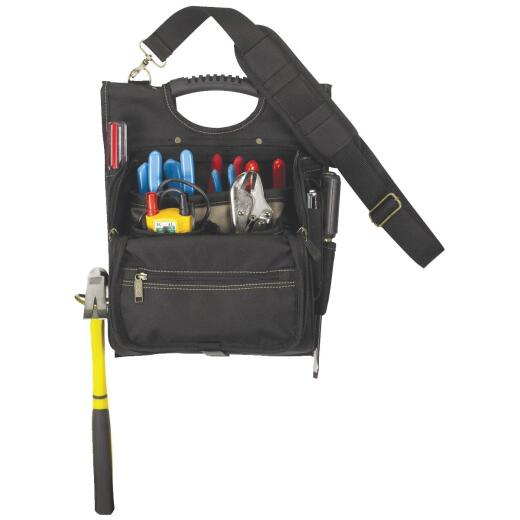CLC 21-Pocket Zippered Electrician's Tool Pouch