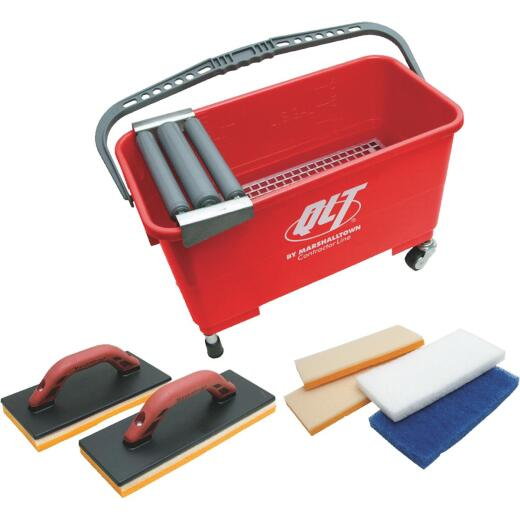 QLT Deluxe Grout Kit (6-Piece)