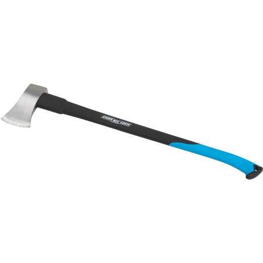 Channellock Single Bit Axe with 31 In. Fiberglass Handle