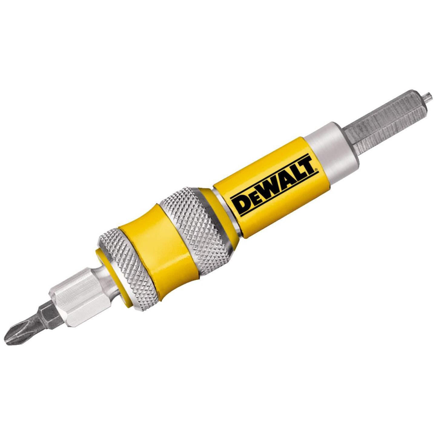 DeWalt #6 1/4 In. Black Oxide Drill & Drive Unit Image 1