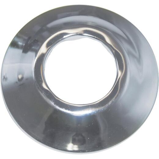 Lasco 1-1/4 In. Drain Tube Chrome Plated Flange
