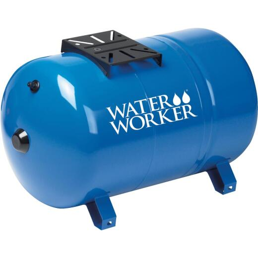 Water Worker 14 Gal. Horizontal Pre-Charged Well Pressure Tank