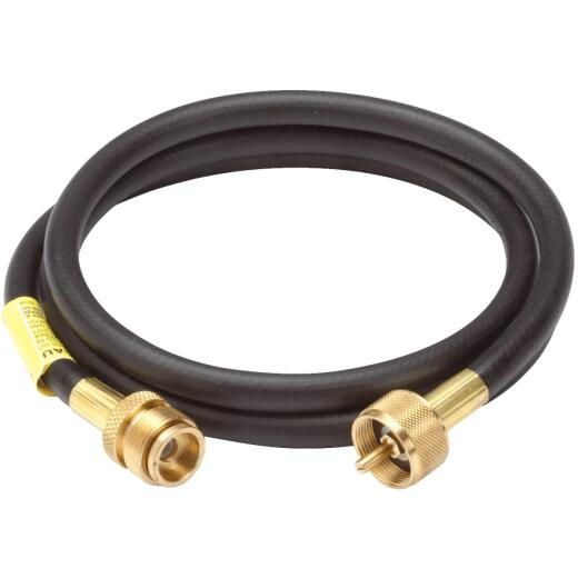 MR. HEATER 5 Ft. x Swivel 1 In.-20 MTCT LP Hose Assembly