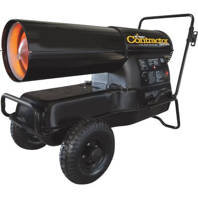 MR. HEATER 175,000 BTU Kerosene Forced Air Heater with Handles