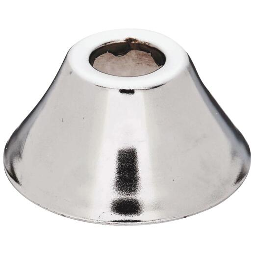 Do it 3/8 In. IPS Chrome Plated Metal Bell Flange