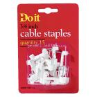 Do it 3/4 In. Plastic Cable Staple (15-Count) Image 1