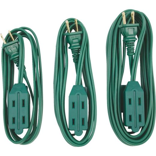 Do it 6 Ft./9 Ft./15 Ft. 16/2 Extension Cord Set (3-Pack)