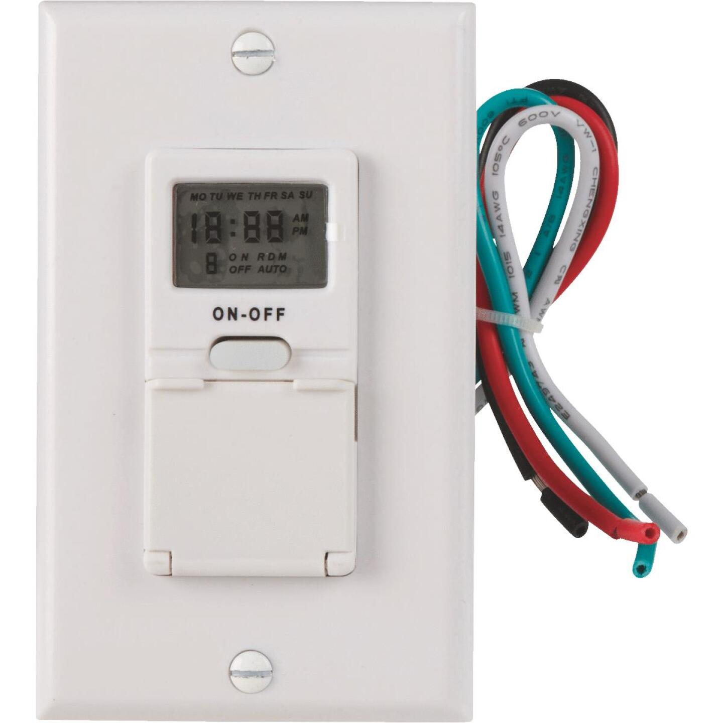 Woods 120V Digital Programmable Timer Image 1