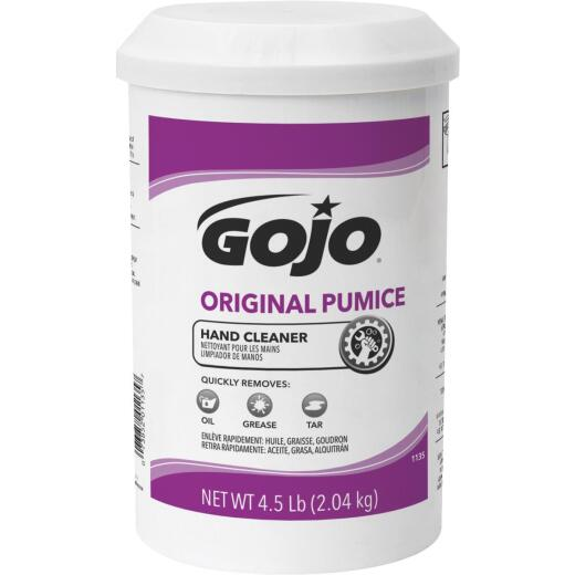 GOJO Pumice 4 lb Hand Cleaner