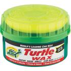 Turtle Wax Super Hard Shell Paste 9.5 oz Car Wax Image 1
