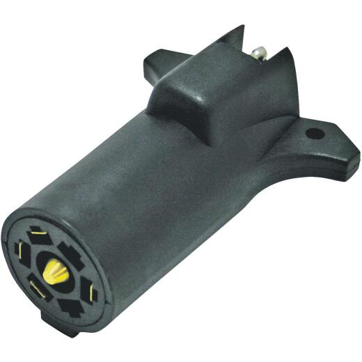 Reese Towpower 7-Blade to 4/5-Flat Plug-In Adapter