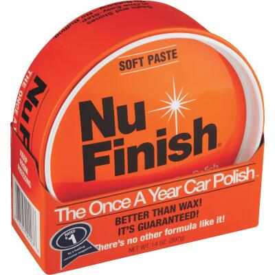 Nu Finish 14 oz Paste Car Wax