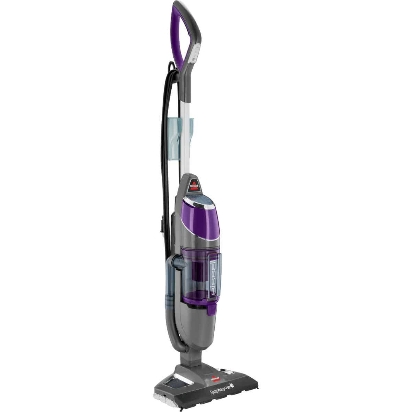 Bissell Symphony Wet/Dry Pet Vacuum & Steam Mop Image 1