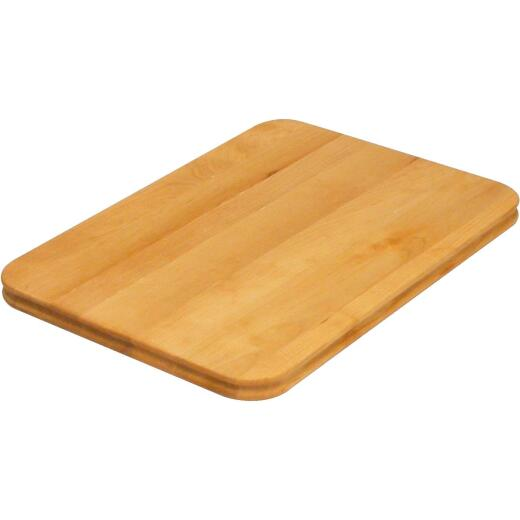 Grande Epicure 10 In. x 14 In. Wood Finger Edge Cutting Board