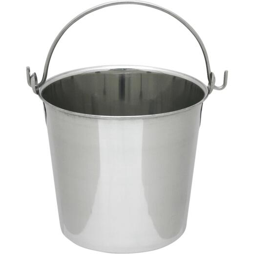 Lindy's 2 Qt. Stainless Steel Pail
