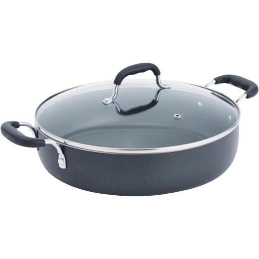 T-Fal Everyday 12 In. Covered Saute Pan