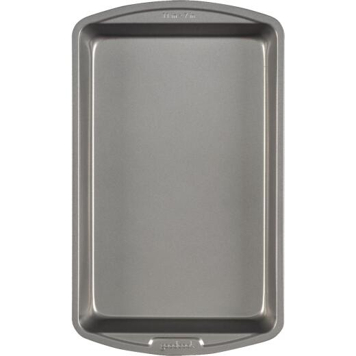 GoodCook 11 In. x 7 In. Non-Stick Biscuit & Brownie Baking Pan