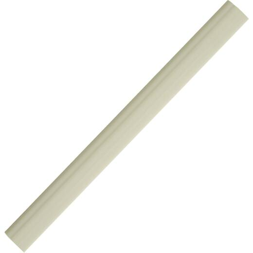 Kleen Seam 2-1/4 In. x 20-1/2 In. Almond Plastic Gap Protector