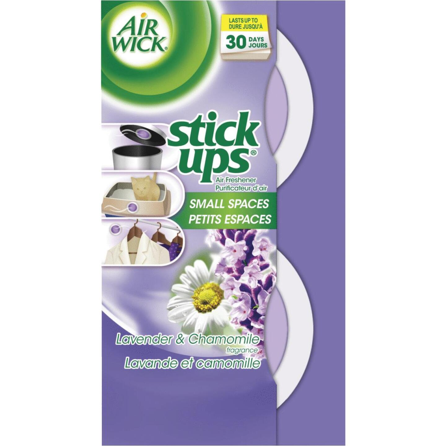 Air Wick Stick Ups Fresh Water Small Spaces Solid Air Freshener (2-Count) Image 1