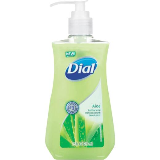 Dial Aloe Antibacterial Liquid Hand Soap with Moisturizer