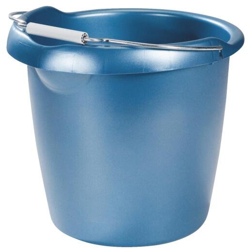 Rubbermaid 15 Qt. Royal Blue Bucket