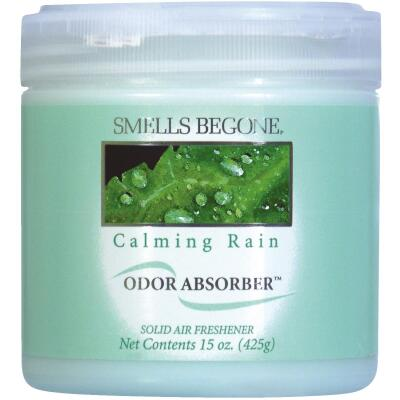 Smells Begone 15 Oz. Calming Rain Solid Air Freshener