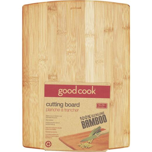 Goodcook 10 In. x 14 In. Bamboo Cutting Board