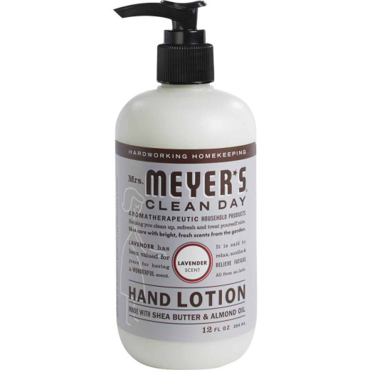 Mrs. Meyer's Clean Day 12 Oz. Lavender Hand Lotion