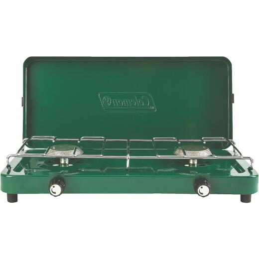 Coleman Basic 2-Burner Propane Camp Stove